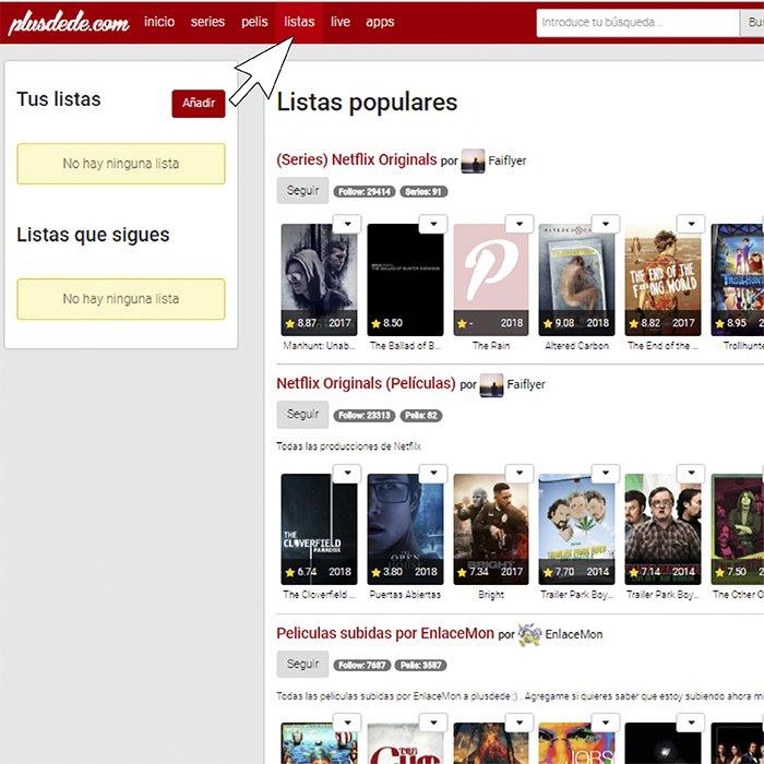 series y peliculas plusdede.com