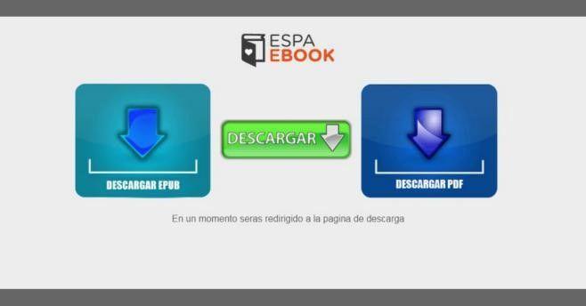 pasos para descargar ebooks de espaebooks