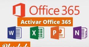 Cómo activar Office 365 2020