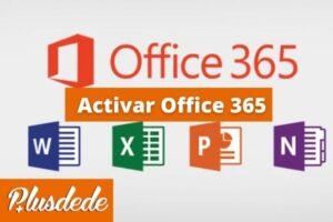 Cómo activar Office 365