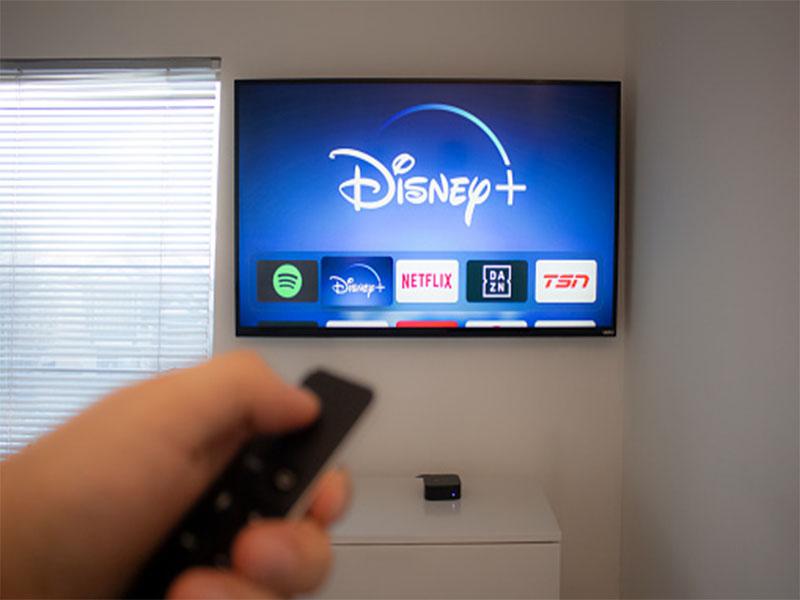 cómo descargar disney plus en tv
