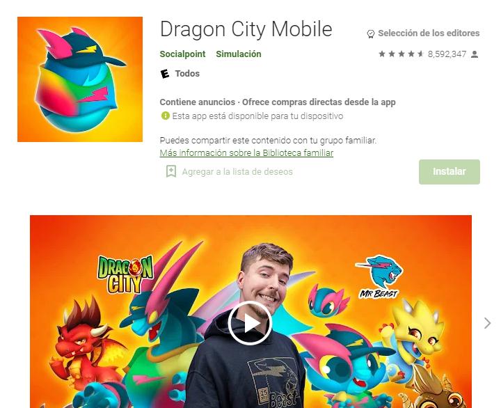 trucos dragón city