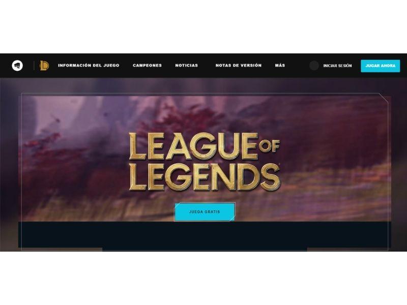 apps para ver league of legends