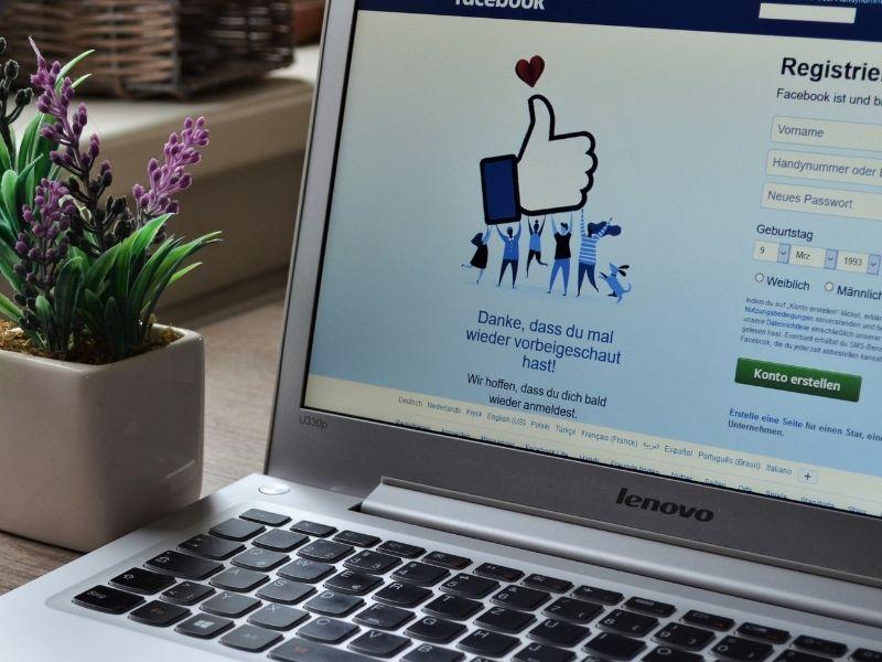 cómo recuperar Facebook