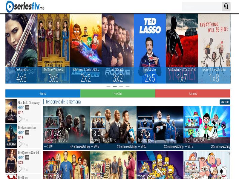 ver series online y en español